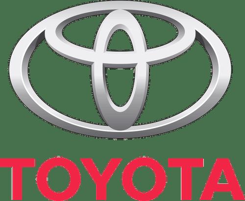 Toyota Logo P 500